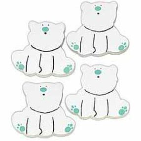 Bear Special Delivery Decorate-A-Memory Baby Charms