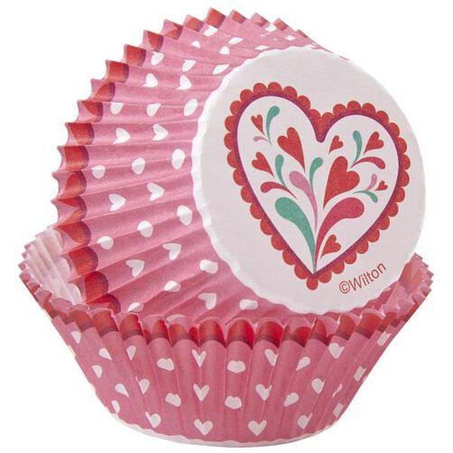 Valentine PS Standard Bake Cup