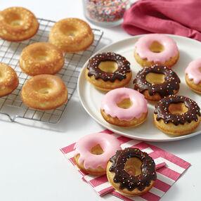 6-Cavity Doughnut Pan