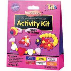 Rings 'N Things Kandy Clay Activity Kit