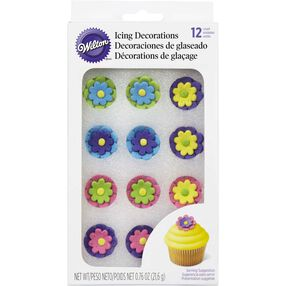 Bright Flower Candy Decorations