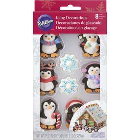 Wilton Penguin Gingerbread House Decorating Kit