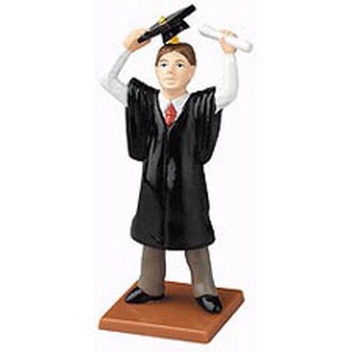 Male Graduate Topper