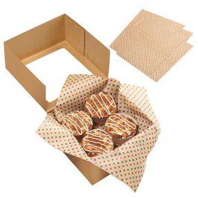 Autumn Treat Box Liners