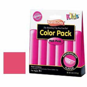 Watermelon (Hot Pink) Kandy Clay Color Pack