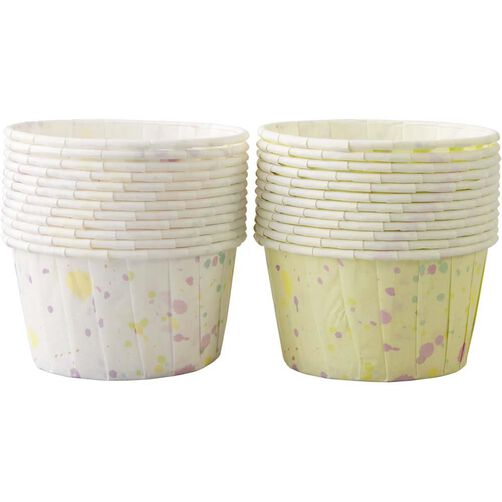 Spring Speckled Baking Cups