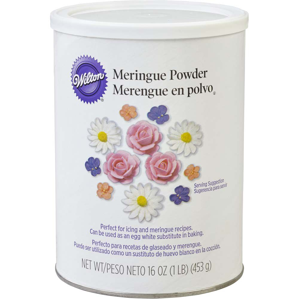 16 Oz Meringue Powder Wilton