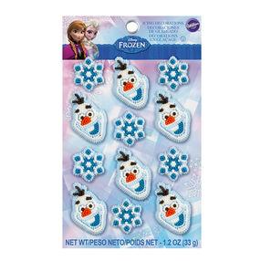 Disney Frozen Icing Decorations, 12-Ct.