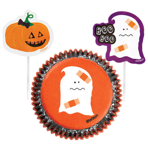 Spooky Pop Cupcake Combo