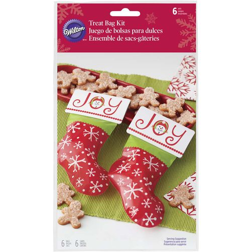 Stocking Treat Bags