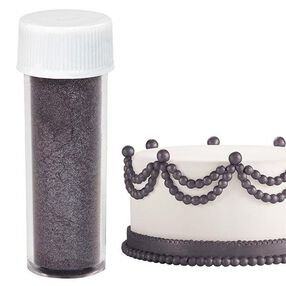 Wilton Black Pearl Dust Edible Accents 703-224