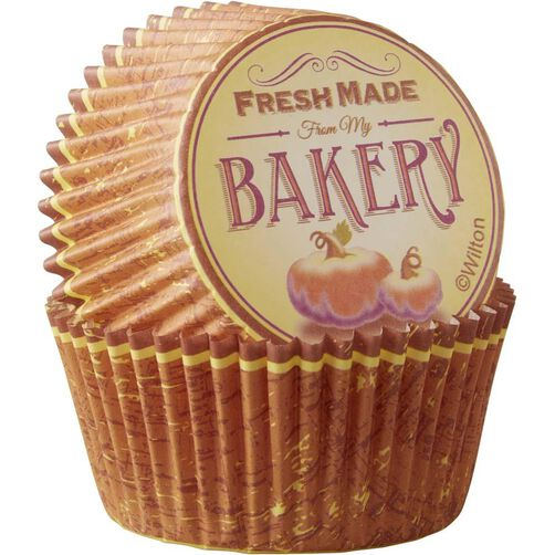 Wilton Fresh Made Standard Cupcake Liners