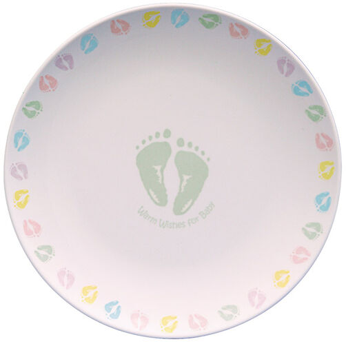Baby Feet Autograph Plate
