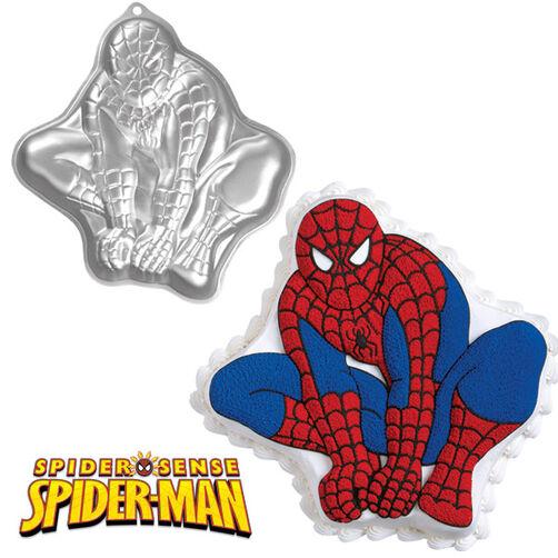 Spider Sense Spider-Man Cake Pan