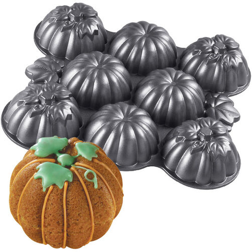 Dimensions® Multi-Cavity Mini Pumpkins Pan