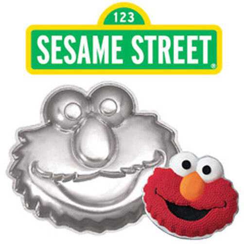 Wilton Elmo Face Cake Pan 2105-3461