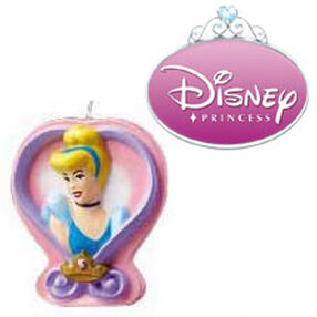 Disney Princess Cinderella Candle