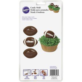 Football Candy Mold