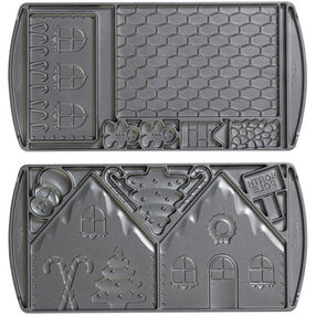 Gingerbread House Mold Pan