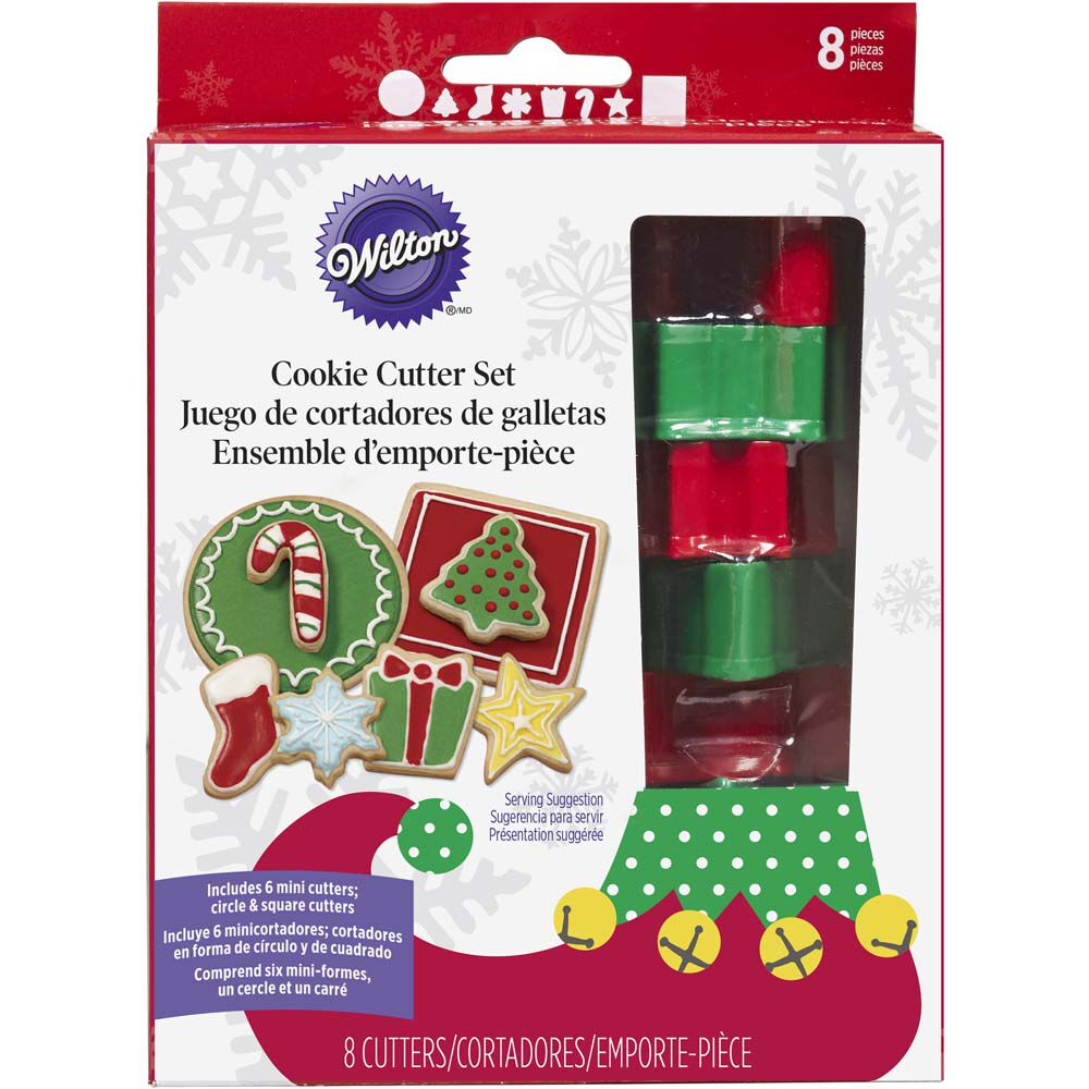 Christmas Cookie Cutters | Wilton