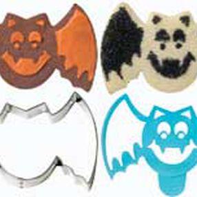 Just Batty Stencil-A-Cookie