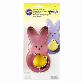 PEEPS Cookie Cutter Set, 2-Pc.
