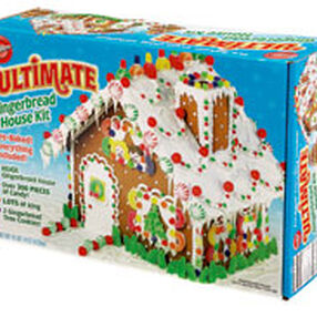 Pre-Baked Ultimate Gingerbread House Kit