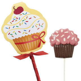 Cupcake Lollipop Pocket Kits