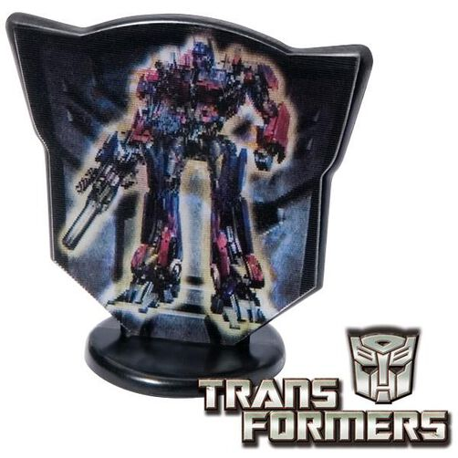 Transformers Party Toppers