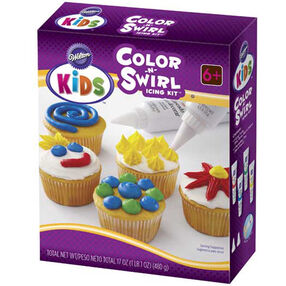 Color-N-Swirl Icing Kit - Primary