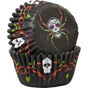 Halloween Deadly Soiree Mini Baking Cups