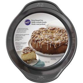 Wilton 10 x 3 Extra-Deep Round Pan
