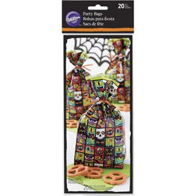 Wilton Monster Halloween Treat Bags