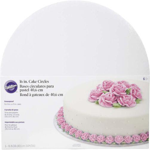 16 Inch Cake Circle