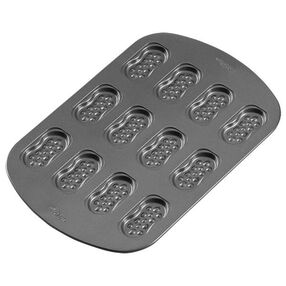 Wilton Peanut Cookie Pan, 12 cavity