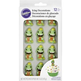 Wilton Dinosaur Candy Decorations