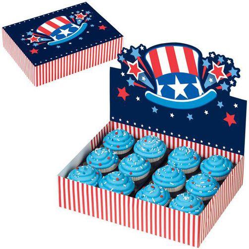 Uncle Sam Bakery Box