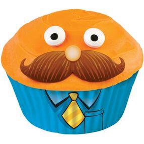 Man Cupcake Decorating Kit