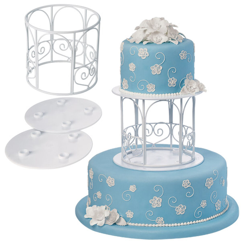 Gazebo Cake Topper Kit