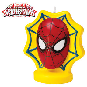 Spider-Man Ultimate Birthday Candle