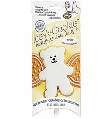 White Ice-A-Cookie
