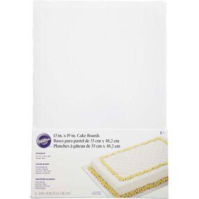 13 x 19 Sheet Cake Board