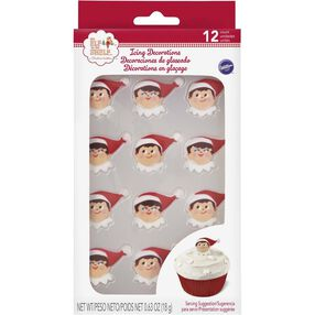 Wilton Elf on the Shelf Candy Decorations
