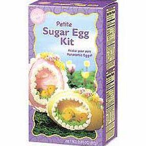 Petite Sugar Egg Kit
