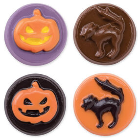 Haunted Manor Cookie Candy Mold