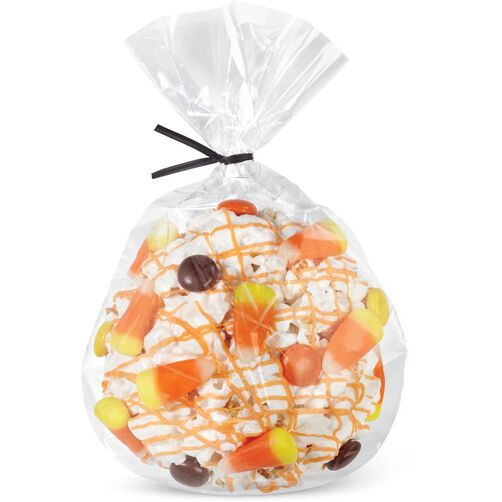 Halloween Clear Shaped Party Bags