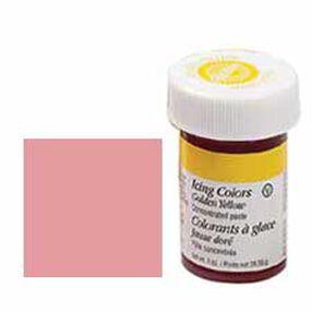 Rose Petal Pink Icing Color