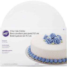 14 Inch Cake Circle