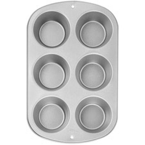 Recipe Right 6 Cup Jumbo Muffin Pan