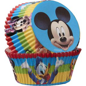 Disney Mickey Mouse Clubhouse Cupcake Liners